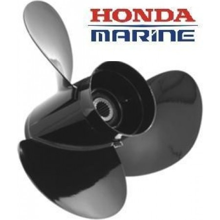 Helice em Alumínio Honda BF35/40/45/50 3 pás (11 1/2X 12)
