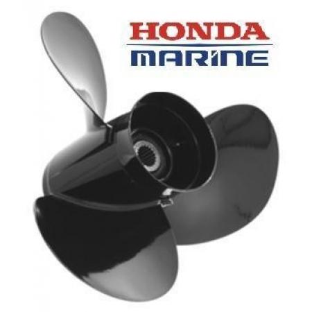 Helice em Alumínio Honda BF2 3 pás (7 1/4 x 4 3/4)
