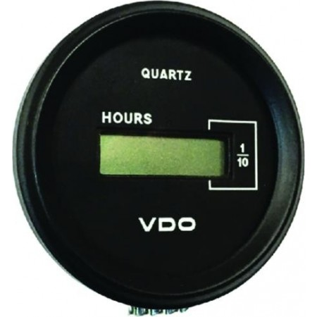 Conta Horas LCD Preto