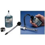 Sistema de lubrificação para cabos de direção