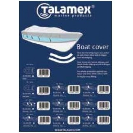 Capa para Barco 427-488 cm
