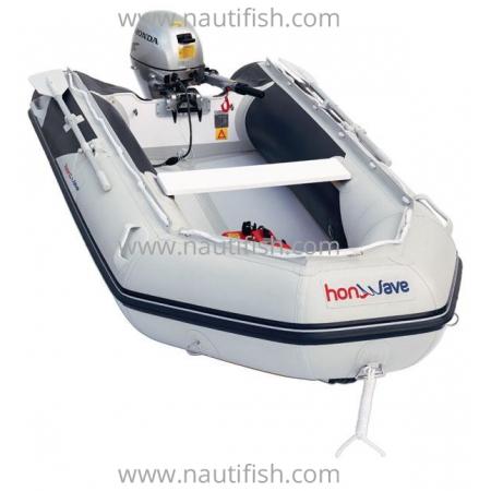 Embarcação Pneumática Honda T38 IE + BF10