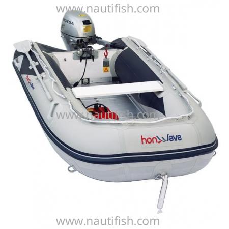 Embarcação Pneumática Honda T30AE + BF8