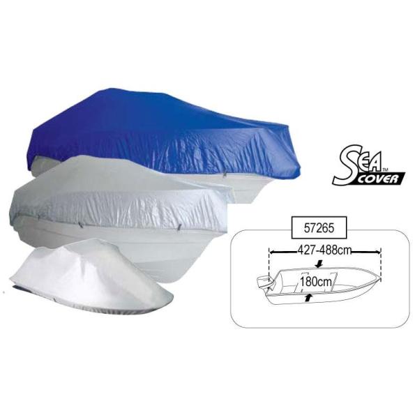 Capa Protectora p/ Barcos seacover -Tamanho 1