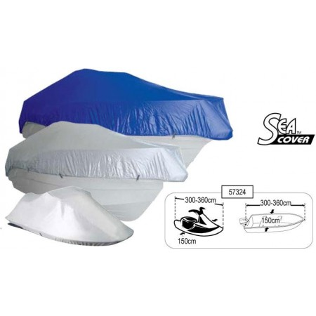 Capa Protectora Para Barcos seacover -Mini
