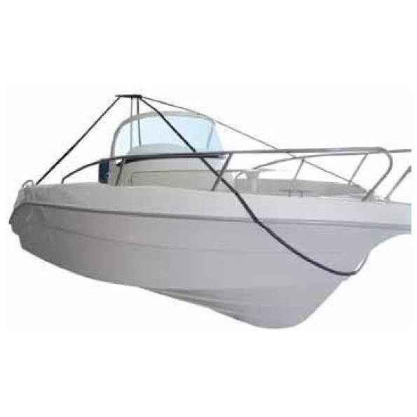 Sistema De Protecção De Coberturas Para Barcos