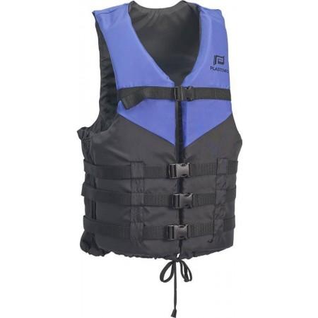 Colete Passion p/ Esqui 70 N +90kg (XL) Azul/Preto
