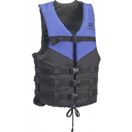 Colete Passion p/ Esqui 70 N 70–90kg (L) Azul/Preto