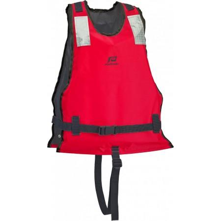 Colete Canoa/Kayak 70 N 60-80kg (L) Stream HD Vermelho