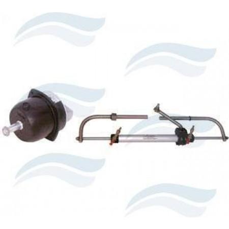 Bussola Optronics® Compacta Branca