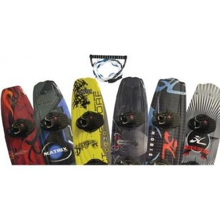 Pack Pranchas Wakeboard Hydroslide