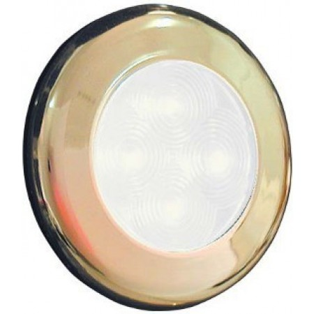 Luz interior/exterior, capa bronze