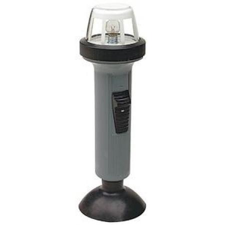 Luz de Navegação Portátil com Ventosa- Seachoice