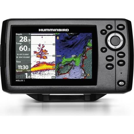 HELIX 5 GPS CHIRP G2, GPS/Chartplotter/Sonda