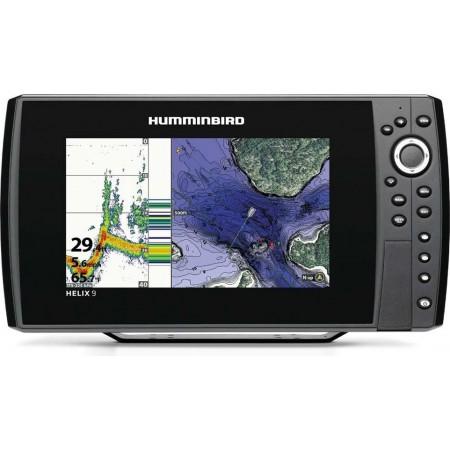 HELIX 9 GPS CHIRP, GPS/Chartplotter/Sonda