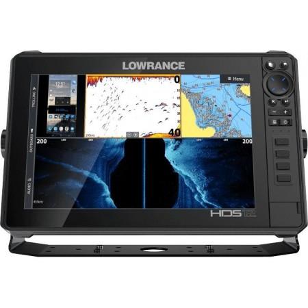 Sonda GPS Plotter Lowrance HDS-12 Sem Transdutor