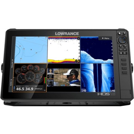 Sonda GPS Plotter Lowrance HDS-16 Sem Transdutor