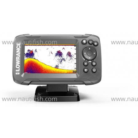 Lowrance Sonda HOOK2-4x Pontos GPS/Sonda