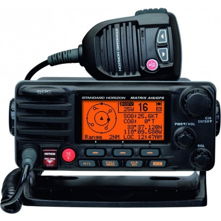 VHF Fixo GX2200E