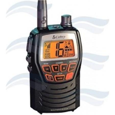 VHF portátil MRHH 125VP