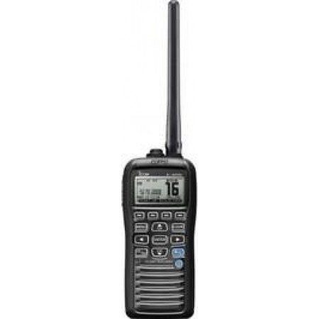RADIOTELEFONE PORTÁTIL MARÍTIMO DE VHF COM DSC D