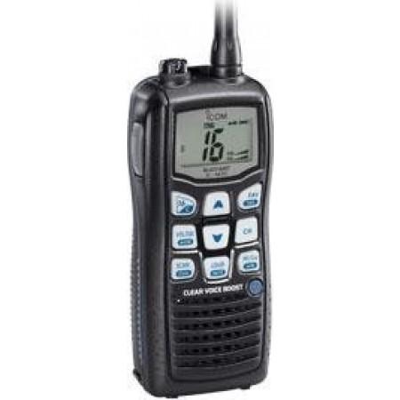 RADIOTELEFONE PORTÁTIL MARÍTIMO VHF IC-M35