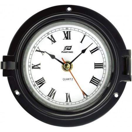 Relógio 4.5 polegadas Plastimo com caixa preta