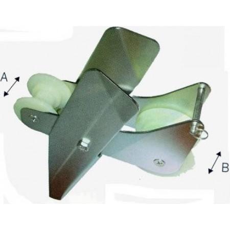 Ponteira basculante 357mm