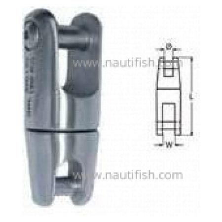 Conetor âncora aço inox 6-8 mm Plastimo