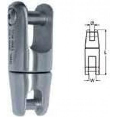 Conetor âncora aço inox 10-13 mm Plastimo
