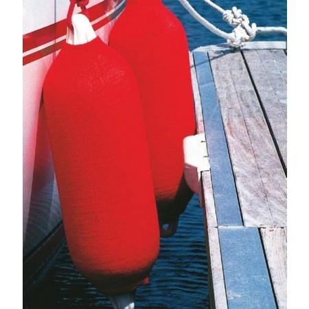 Capa P/ Defensas Cilindricas Preto 30 Cm 76 Cm
