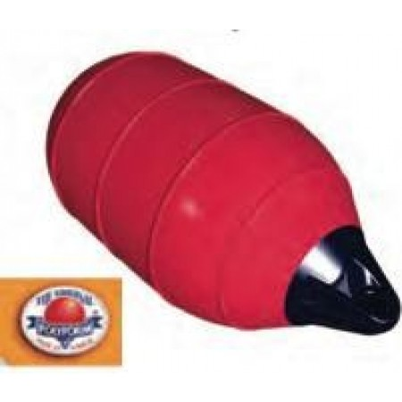 Defensa cilindrica grande para trabalhos pesados