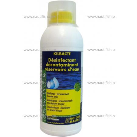 KILBACTE Descontaminante p/tanques de água 1L