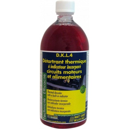 DKL 4 Anti-calcário térmico 1L