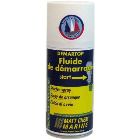 DEMARTOP Spray de arranque para motor 150ml