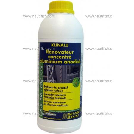 KLINALU Limpa alumínio anodizado 1 L