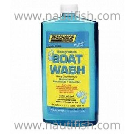 Detergente Biodegradável para Embarcações