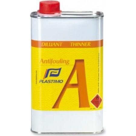 Diluente para anti incrustante 1lt. - Plastimo