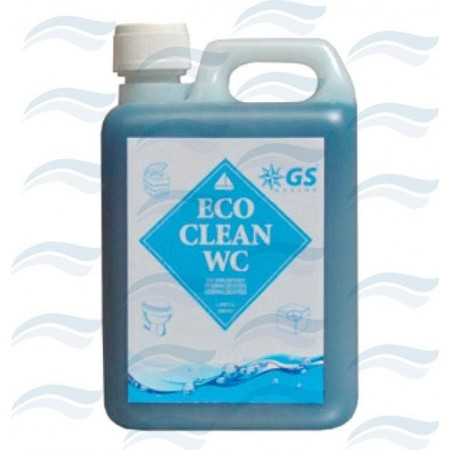 Eco clean wc