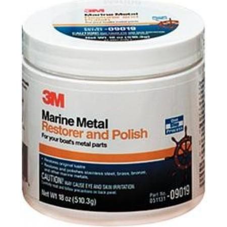Restaurador/polidor metais 3M
