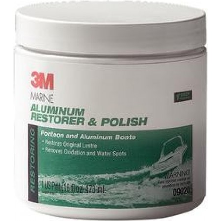 Restaurador/ polidor para aluminio