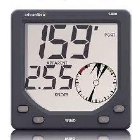 Anemómetro Advansea S400 digital
