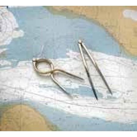 Compasso tradicional Lira 17 cm