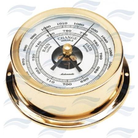 Barómetro Cromado