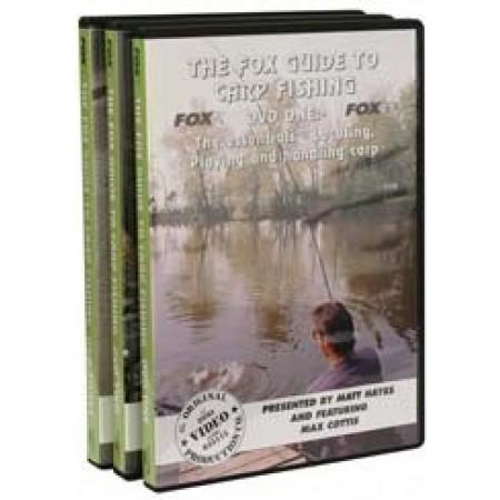 DVD GUIA FOX PARA O CARPFISHING