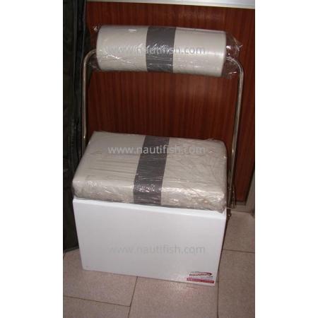 Banco em fibra de Vidro (66x 38x 50 cm)