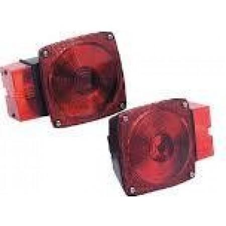 Jogo de luzes de reboque Optronics