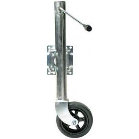 Roda Jockey horizontal carga máx 680kg (1500 libras) - Seachoice