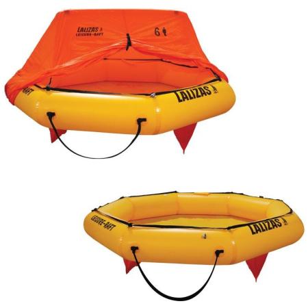Balsa Salva-Vidas Leisure-Raft 6 pessoas