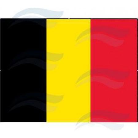 Bandeira da Bélgica da 45 x 30cm